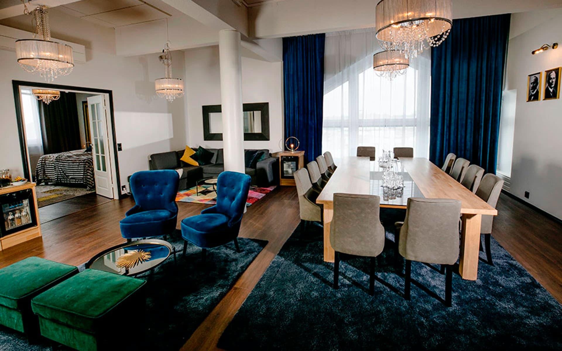 Grand Hotel Presidential Suite  HaparandaTornio