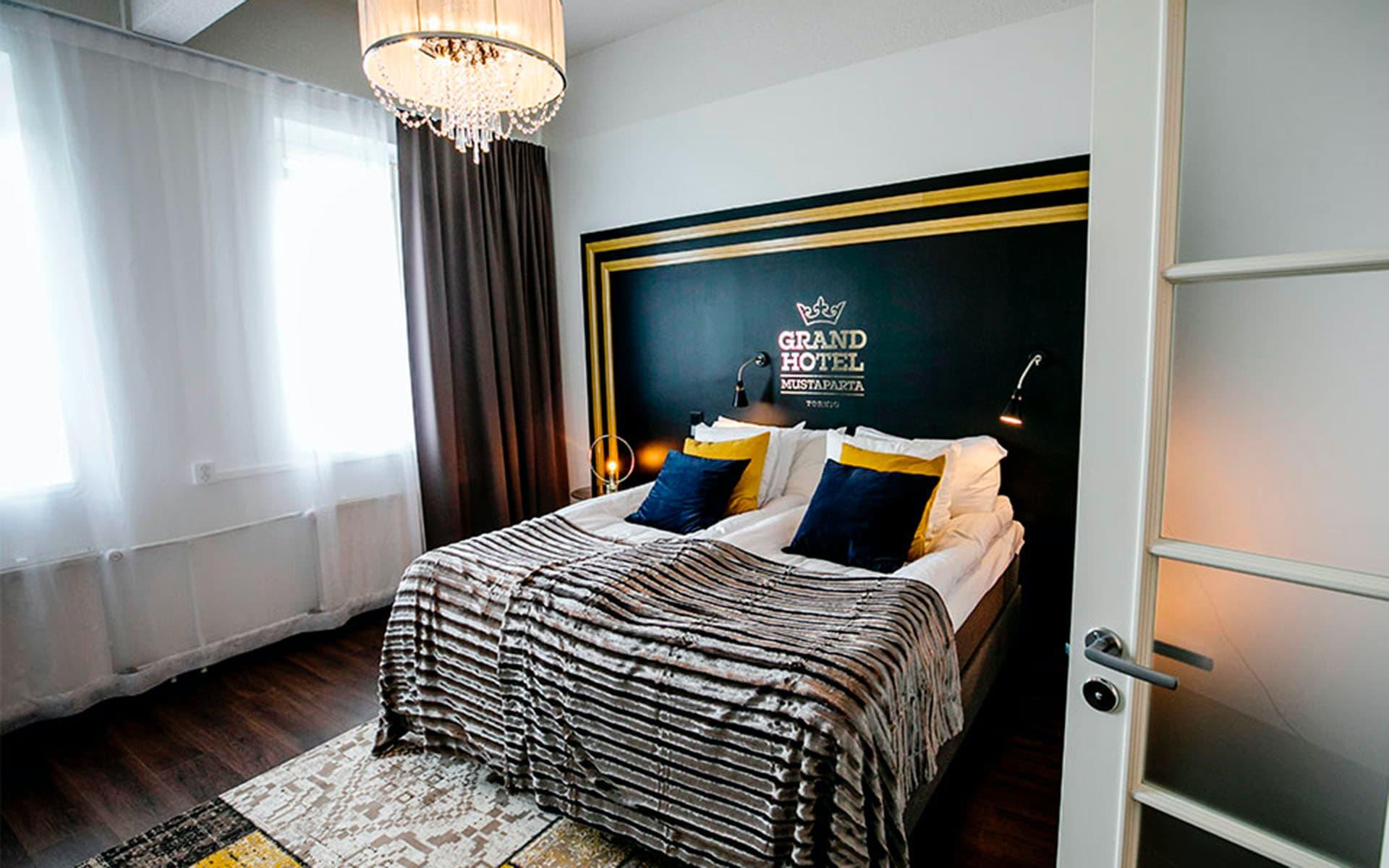 Grand Hotel Preidential Suite  HaparandaTornio