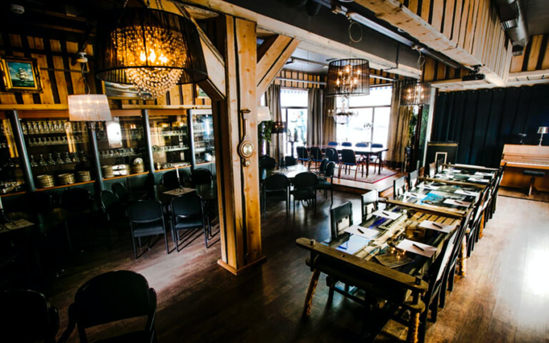 Restaurant Mustaparta | HaparandaTornio