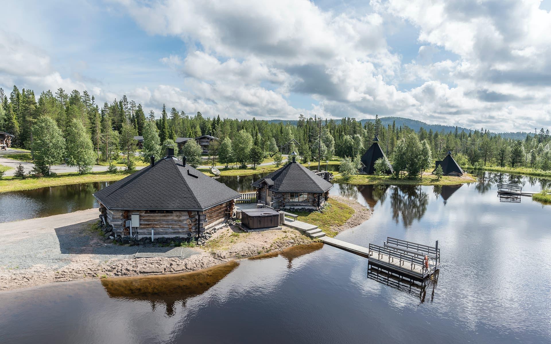 Rukan Salonki sauna | LSJ Group